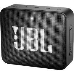 JBL Go 2 bluetooth hangszóró, vízhatlan (fekete)