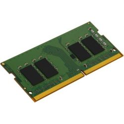 Kingston 8GB 2666MHz DDR4 - SODIMM memória Non-ECC CL17