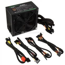 Kolink KL-850M 850W 12cm ATX BOX 80+ Bronz Moduláris tápegység