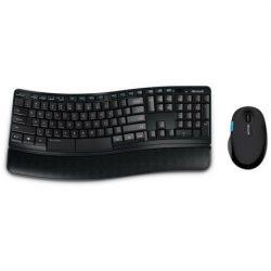 Microsoft Desktop Sculpt Comfort vezeték nélküli magyar billentyűzet + egér