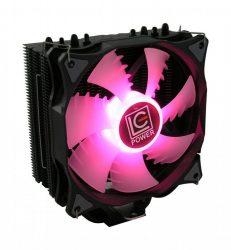 LC Power Cosmo Cool LC-CC-120-RGB CPU hűtő