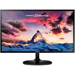 "24"" Samsung S24F350FHU PLS LED monitor fekete"