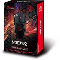 Tt eSPORTS VENTUS USB lézeres gaming egér fekete