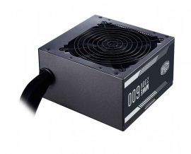 CoolerMaster 600W NWE V2 80+ tápegység (MPE-6001-ACABW-EU)