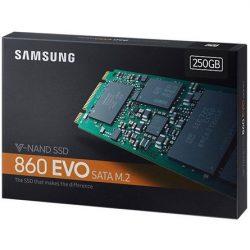 250GB Samsung 860 EVO M.2 SSD (MZ-N6E250BW)