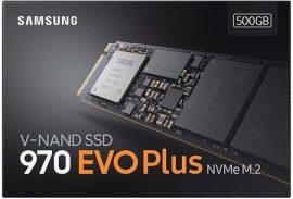 500GB Samsung 970 EVO Plus M.2 SSD (MZ-V7S500BW)