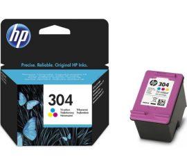 HP N9K05AE (no.304) színes patron
