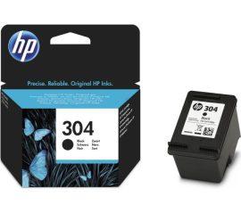 HP N9K06AE (no.304) fekete patron