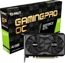 Palit GeForce GTX1650 GP OC 4GB GDDR6 (NE61650S1BG1-1175A)