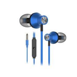 Rampage Fülhallgató - SNJ19 kék