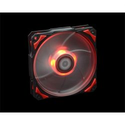 ID-Cooling PL-12025-R - 12cm rendszerhűtő