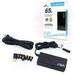 FSP FSP-NB65 CEC 65W univerzális notebook adapter