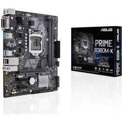 Asus PRIME B360M-K alaplap