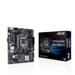 Asus PRIME H510M-D desktop alaplap microATX
