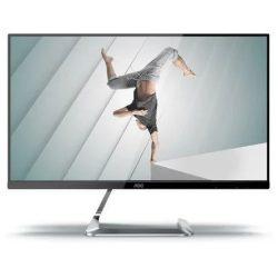 """27"""" AOC Q27T1 IPS LED monitor ezüst"""
