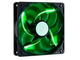 CoolerMaster SickleFlow 120 rendszerhűtő (zöld)