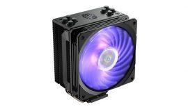 CoolerMaster Hyper 212 RGB Black Editon processzor hűtő