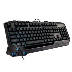 Cooler Master Devastator 3 Plus Combo Gaming egér + billentyűzet szett
