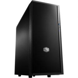 CoolerMaster Silencio 452 ATX számítógép ház fekete