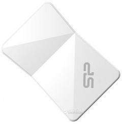 16GB Silicon Power Touch T08  fehér