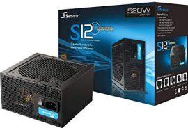 Seasonic S12II-520 520W Bronze tápegység BOX
