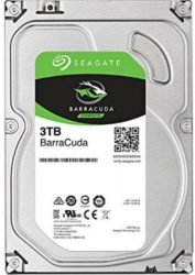 3TB Seagate Barracuda ST3000DM007 SATA3 HDD