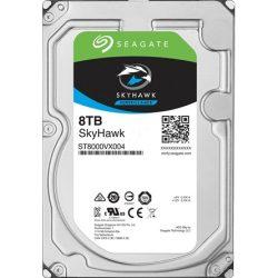 """8TB Seagate SkyHawk 7200rpm 256MB SATA3 3,5"""" HDD"""
