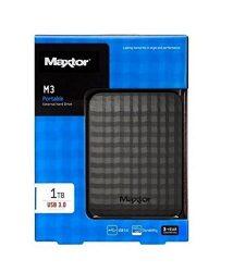 1TB Maxtor STSHX-M101TCB USB3.0 külső winchester