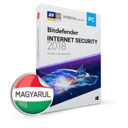 Bitdefender Internet Security 2019 vírusirtó