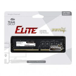 8GB TeamGroup Elite DDR4 2666MHz (TED48G2666C1901)