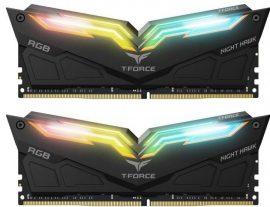 32GB TeamGroup T-Force Night Hawk RGB DDR4 3000MHz KIT