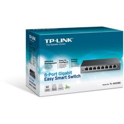 TP-Link TL-SG108E Easy Smart switch