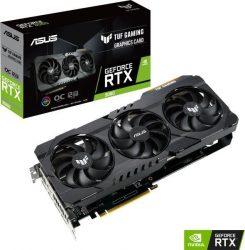 Asus TUF-RTX3060-O12G-GAMING - GeForce RTX3060 12GB GDDR6
