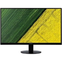 "27"" Acer SA270Abi IPS LED monitor fekete"