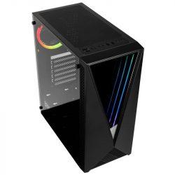 Kolink VOID RGB ATX Edzett üveg Fekete Számítógépház