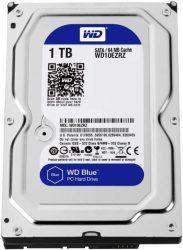 1TB Western Digital Blue WD10EZRZ SATA3 HDD
