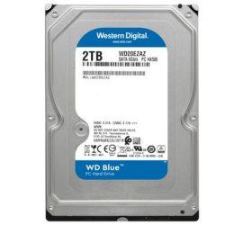 2TB Western Digital Blue SATA3 HDD (WD20EZAZ)