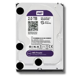 2TB Western Digital Purple WD20PURZ SATA3 HDD