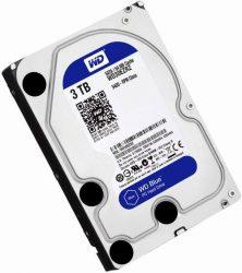 3TB Western Digital Blue WD30EZRZ SATA3 HDD