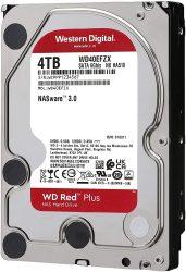 4TB Western Digital Red Plus SATA3 HDD (WD40EFZX)