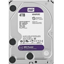 4TB Western Digital Purple WD40PURZ SATA3 HDD