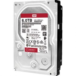 6TB Western Digital Red Pro SATA3 HDD (WD6003FFBX)