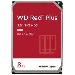 8TB Western Digital Red Plus SATA3 HDD (WD80EFBX)
