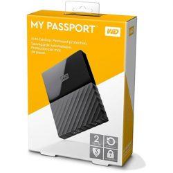 2TB Western Digital  My Passport Ultra USB3.0 külső winchester