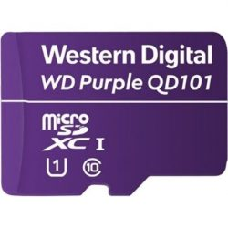 64GB Western Digital Purple QD101 microSDXC memóriakártya