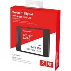 """500GB Western Digital Red SATA3 2,5"""" SSD"""