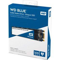 500GB Western Digital Blue 3D NAND M.2 2280 SSD