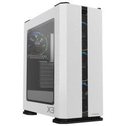 Zalman X3 White számítógépház