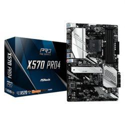 Asrock X570 Pro4 alaplap