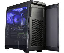 Zalman Z9 Neo Plus Black számítógépház